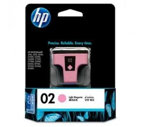 Hp 02 Ink Cartridge Light Magenta C8775wa
