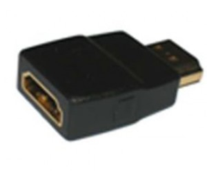 Connectland Hdmi M-f Adapter Hdmi Male To Female Adapter 301216