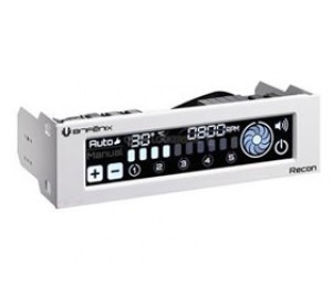 BitFenix Recon Fan Controller White Touch& Mobile Control CFBF-RECON-WHT
