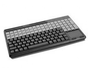 Cherry Spos 123 Key Prog Tchpad Usb Bl 123 Keys Fully Programmable With Qwerty & Numeric