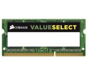 Corsair Cmso4gx3m1c1600c11 Corsair Value Select 4gb 1600mhz Cl 11-11-11-28 Ddr3l 1.35v Sodimm