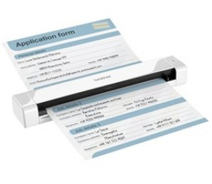 Brother DS-620 MOBILE DOCUMENT SCANNER 7.5 ppm Mono & Colour (300dpi) USB Bus Power
