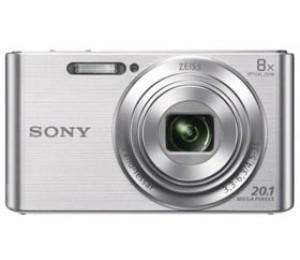 Sony Cybershot W830 20.1mp 8x Silver Dscw830s