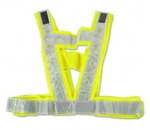 Digitalk Solar Powered Led Vest Eledigei-nf002