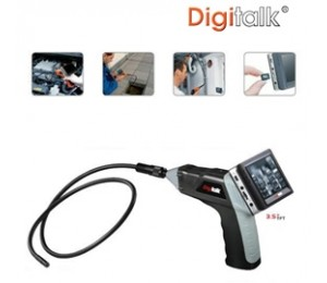 Digitalk Wireless Inspection Video Camera Eledigei-ve8803bl
