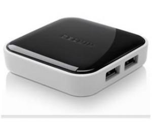 BELKIN 4 PORT USB 2.0 HUB-POWERED F4U020AU