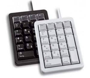 Cherry Notebook Size 21 Key Num Pad Laser 4 Programmable/ Relegendable Keys G84-4700lucus-0