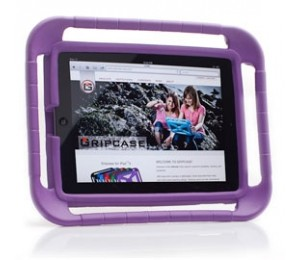 Gripcase - I2prp-cb Gripcase For Ipad V2 V3 V4 - Purple