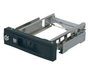 Icy Box Trayless IB-168SK-B SATA to SATA HDD, Black Colour HDDICY168SKB25I 190017