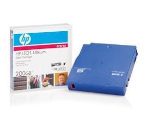 Hp Lto Ultrium, 200gb Data Cartridge. C7971a