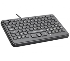 Cherry Backlit Washable Keyboard Black Usb J84-2120luaus-2