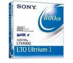 SONY LTO3- 400/ 800GB DATA CARTRIDGE LTX400G