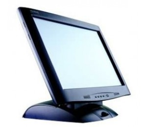 "3M M1700 17"" LCD Capacitive USB Black 11-91375-225"
