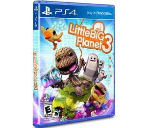 Little Big Planet 3 - Playstation 4 Australian Version
