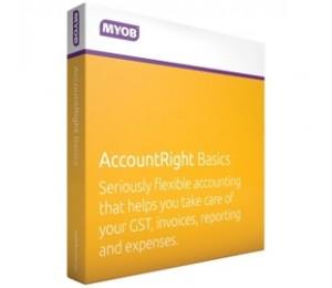 MYOB AccountRight Basics MBFUL-RET-AU