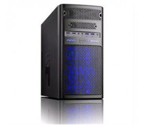 Cacecom Mg31 Case 600w Psu Matx/ Atx, Blue, Usb3, 2yr Cacc-mg31b-600w