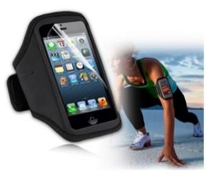 Ezcool Gym Running Sport Armband For Apple Iphone Mobvmxarmbandip5