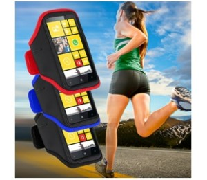Ezcool Gym Running Sport Armband For Universal Mobile Phone Mobvmxarmbanduni