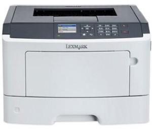 Lexmark MS415DN (35S0255) Network-ready, Duplex standard, up to 38 (A4) ppm, 1200 x 1200 dpi, 250-sheet