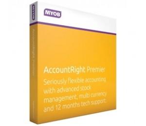 MYOB AccountRight Premier v19 for Retail - AU MU19-RET-AU