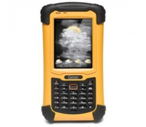 """Getac PS336 (52628498000A) PS336 3.5"""" TI AM3715 1GHz 512 MB 8GB YELLOW SiRF GPS 5 MP"""