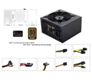 Silverstone 700W 80+ Bronze Continuous Power, Compact Size G540ST700ESB420