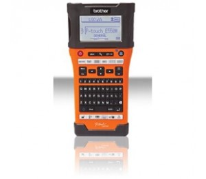 Brother PT-E550WVP INDUSTRIAL LABELLING MACHINE FOR ELECTRICAL/ DATACOM WITH WIRELESS CONNECTION