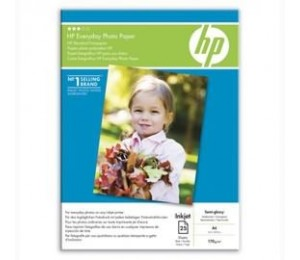 Hp Everyday Photo Paper Gloss Qual A4 170gr Q5451a