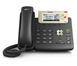 Yealink 3 Line Mono IP Phone PoE/ 2xGbE/ IPY-T23G