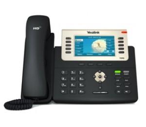 Yealink 10 LineColour IP Phon 2xGbE/ USB/ PoE IPY-T29G