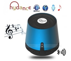 HYDANCE MAXI SOUND MP3 Player with Mini Bluetooth Speaker & Power Bank - BLUE SPKHYDMAXISNDBU-B