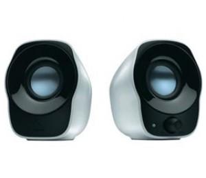 Logitech Z120usb Powered Spk 3.5mm Audio/ Volume Control/ Usb Spl-z120