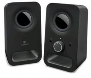 Logitech 2.0 M/ Media Speakers 3.5mm Jack/ Headphone Jack/ 2 Yr Splt-z150