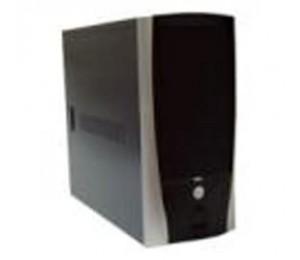 Access Wt-tm05-350w(blk) Black Midi Tower, 350 Psu, 2xusb2.0, Sata, Prescott Ready