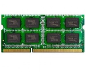 Team 8gb Sodimm Ddr3 1600mhz Elite Pc3-12800 1600mhz 11-11-11-28 For Notebooks Operating Voltage