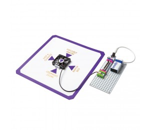 Littlebits Bubble Bot Kit Hall Of Fame Kit Lb-680-0014