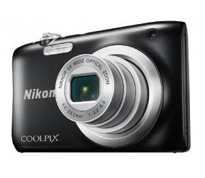 Nikon COOLPIX A100 - Black A100-Black