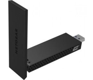 NETGEAR A6210 HIGH GAIN WIFI USB 3.0 ADAPTER - AC1200 802.11AC DUAL BAND A6210-10000S