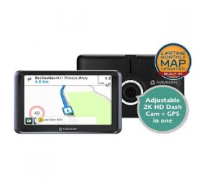 NAVMAN BIG RIG DUO 6IN TOUCH SCREEN LCD ANZ LIFETIME MAP UPDATES B DOUBLE PROFESSIONAL TRUCK ROUTING
