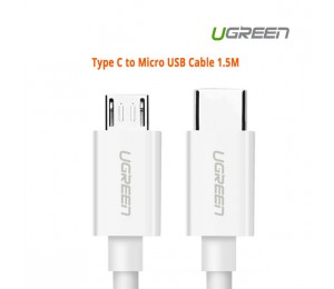 Ugreen Type C to Micro USB Cable 1.5M 40419 ACBUGN40419