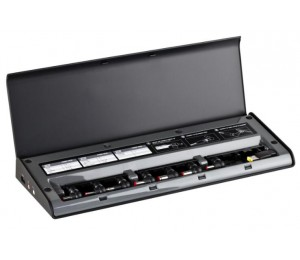 Targus Usb 3.0 2k Dual Displayport Docking Station With Power Acp7703auz