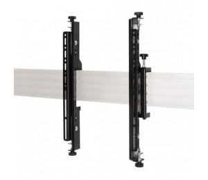 ATDEC Vesa 400 Brackets Adjustable (pair) ADM-B-V400M