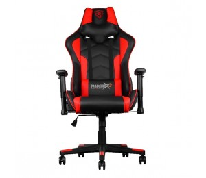 Aerocool Black & Red ThunderX3 TGC22 Adjustable Ergonomic Motorsports Inspired Desk Chair AER-4710700959619