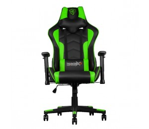 Aerocool Black & Green Thunderx3 Tgc22 Adjustable Ergonomic Motorsports Inspired Desk Chair Aer-4710700959626