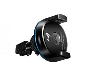 Aerocool Premium 360 Rotatable Wireless Car Charger Asa-atwc06