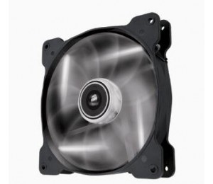 Corsair 140Mm Case Fan: Air Series Af140 Led White Quiet Edition High Airflow 140Mm Fan Af140-Qe-Wled