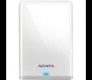 Adata Technology Adata Hv620S Ultra Slim 1 Tb Usb 3.1 Scratch-Resistant External Hard Drive - White