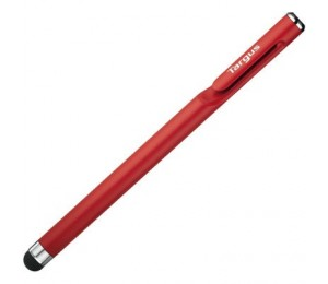 TARGUS Standard Stylus with Embedded Clip - Red AMM16501US