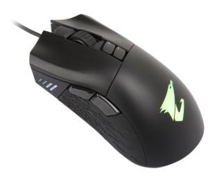 Gigabyte Aorus M3 Mouse Gaming Optical 6400 Dpi Adjustable Rgb Aorus-m3