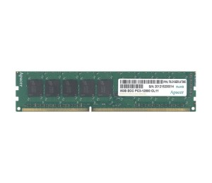 Apacer Ddr3 Unbuffered Ecc Pc12800-8gb 1600mhz Server Memory For Selected Ts-ecxx79 Upgrade